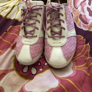 Vintage coach shoes